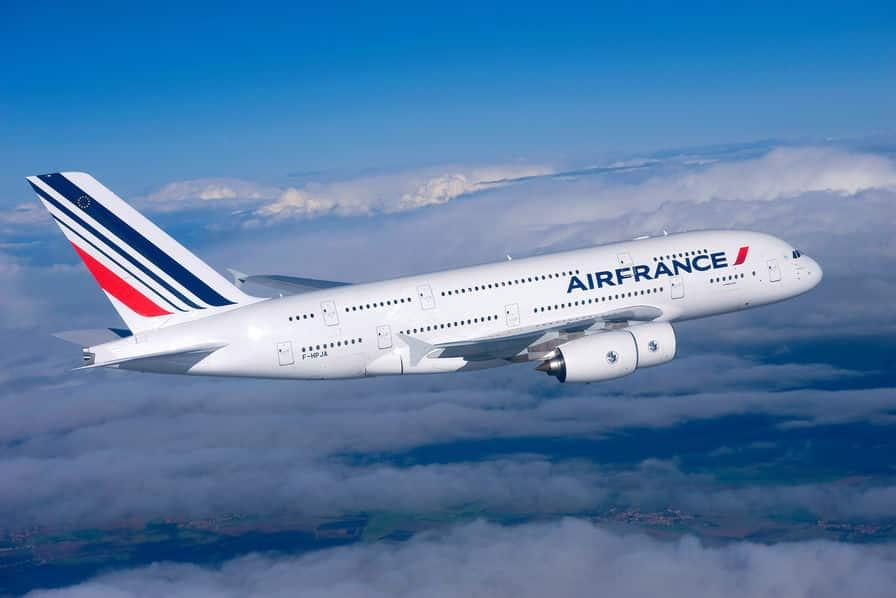 خطوط هوایی فرانسه