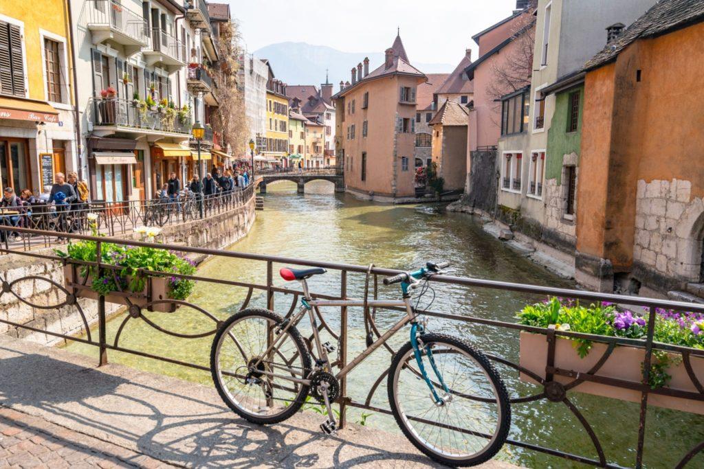 جاذبه های دیدنی انسی فرانسه