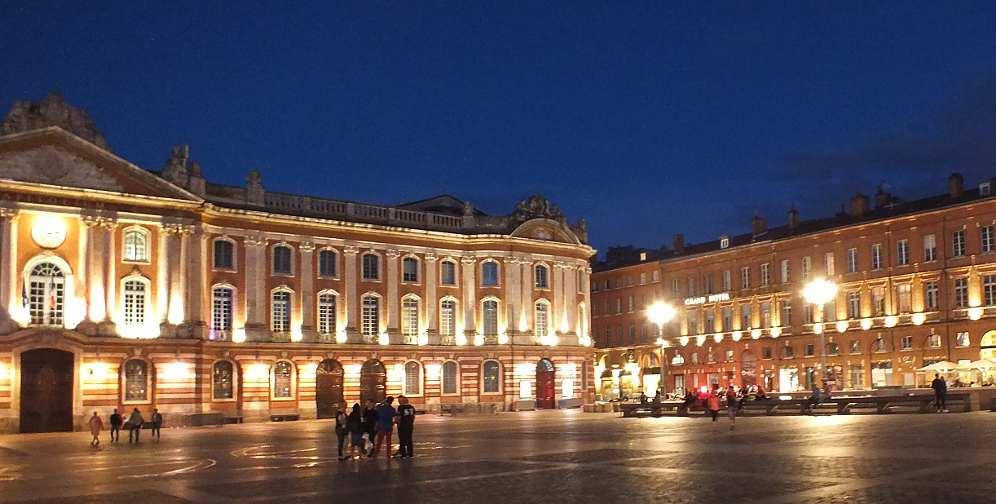 شهر تولوز (Toulouse)