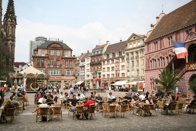 مولوز ، فرانسه -mulhouse