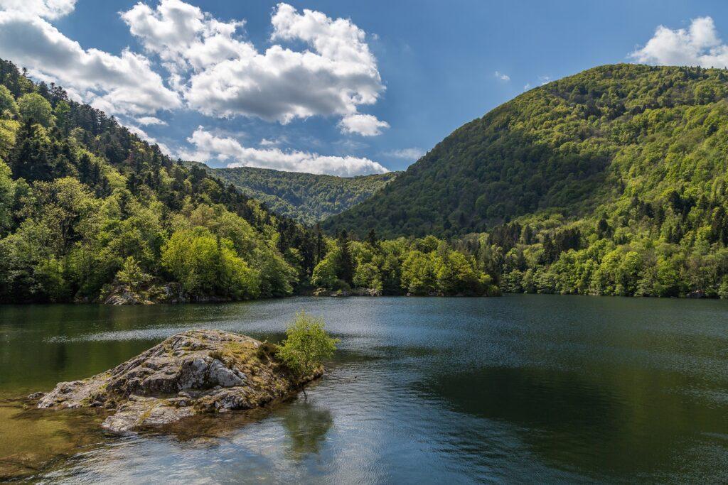 پارک طبیعی ووژ مرتفع (Hautes-Vosges)؛ مکانی برای علاقهمندان به اسکی و اسنوبورد