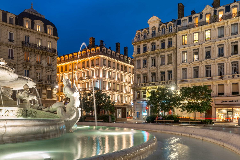 شهر لیون فرانسه؛ شهر آشپزی و استراحت