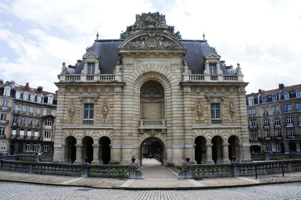 جاذبه های شهر لیل فرانسه
