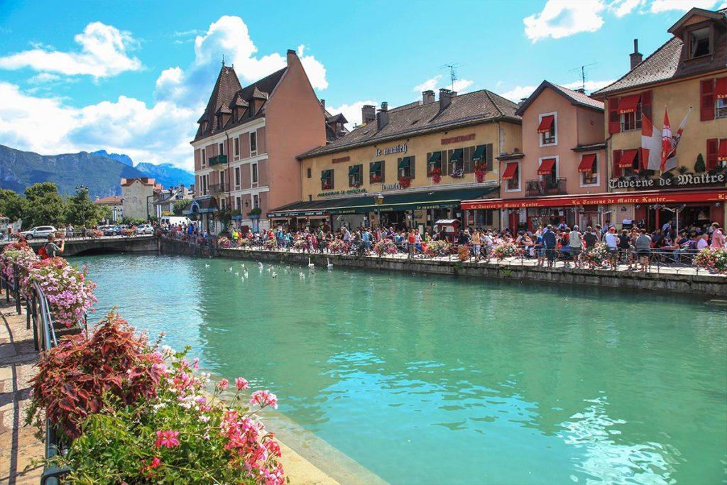 شهر انسی فرانسه