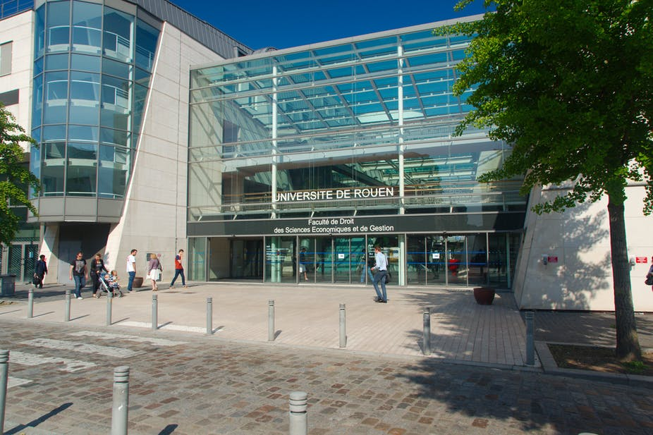 کالج University of Rouen Normandy در فرانسه