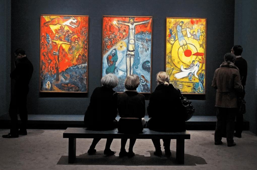نمایشگاههای تجاری وهنری فرانسه