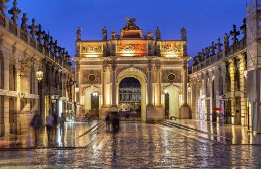 شهر نانسی؛ یکی از معروفترین شهرهای فرانسه